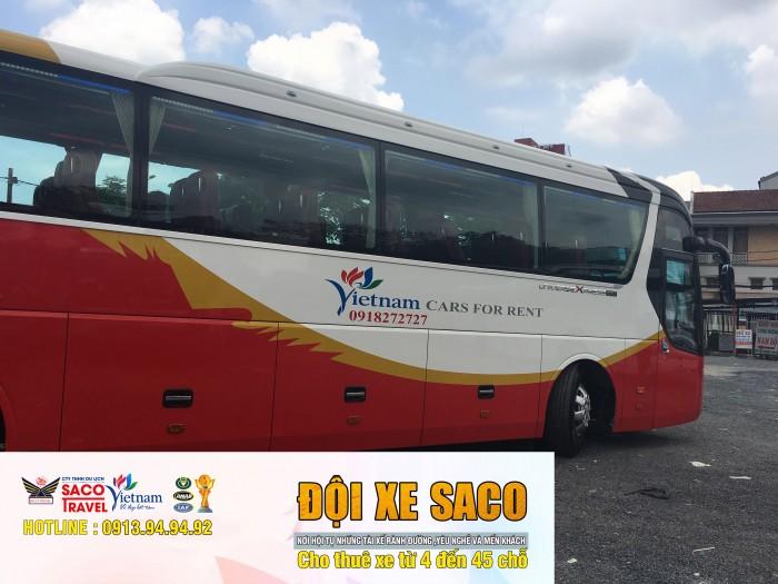 Thuê Xe Sài Gòn 4-45 chỗ
