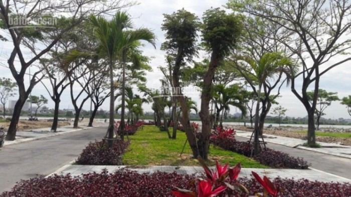 Cần bán gấp lô góc 2MT  đường Nguyễn Bình ven sông Hàn ngay Quận Hải Châu - Đà Nẵng.