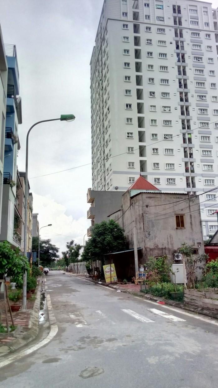 Bán đất kinh doanh khu Him Lam_Long Biên. DT 61m2. MT 4m,Giá:55tr/m2