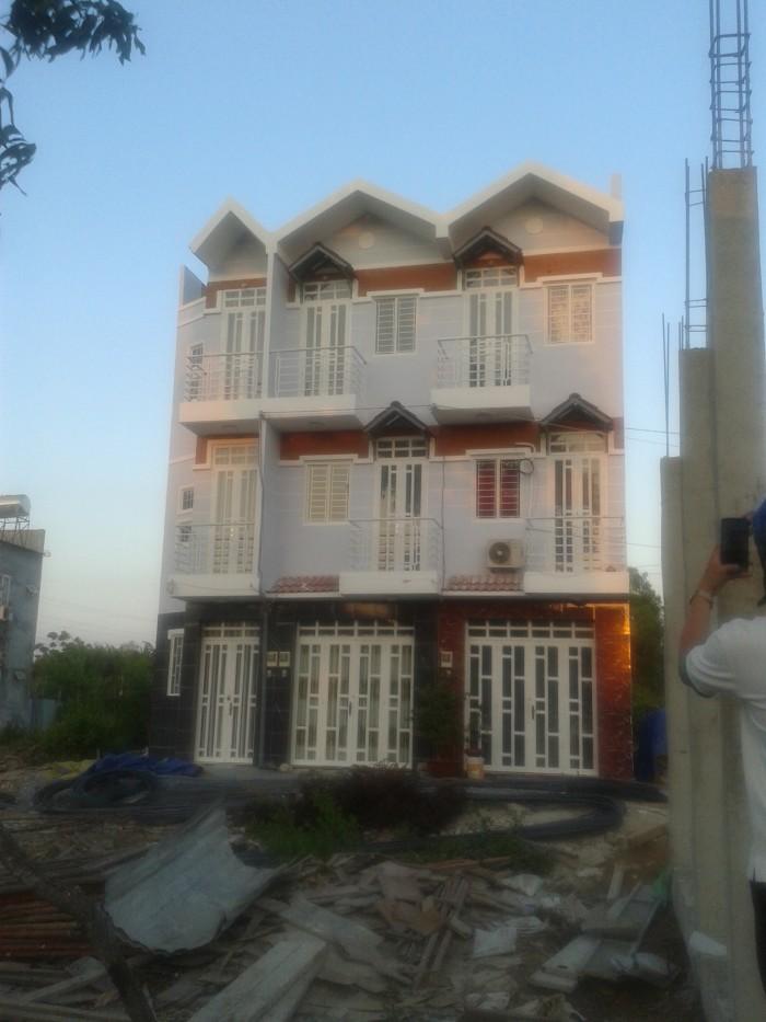 Bán Nhà Đường Nguyễn Hữu Thọ