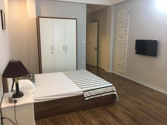 Nhà lô góc Văn Quán, Hà Đông (44m2x4T)  ngõ rộng full nội thất, ô tô đỗ cửa, kinh doanh nhỏ được