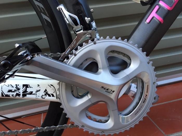 Xe đạp đua Twitter Cobra 2017, mới 100%, miễn phí giao hàng