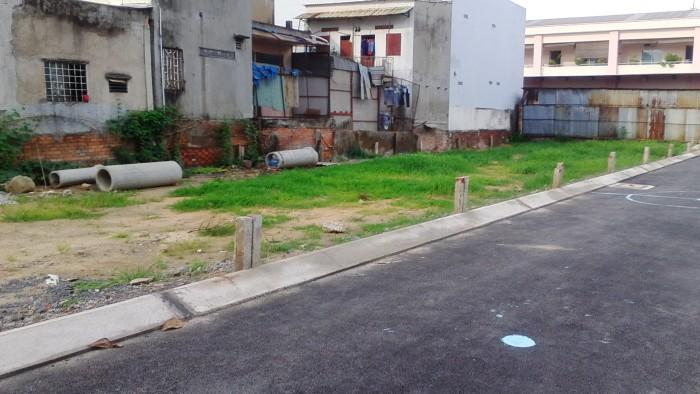 Bán đất 50m2 Đường số 2 P. Trường Thọ giá 37 triệu/m2