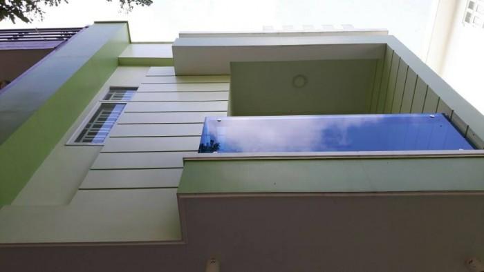 Bán nhà 1 trệt, 1 lầu KĐTM Hưng PHú ( Cty 8), Cái Răng, Cần Thơ  _ Diện tích: 5m x 19,4m= 97m2