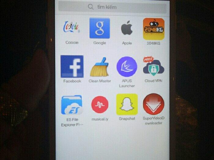 IPhone 6lus, 64g, maù vàng3