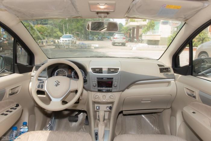 Suzuki Ertiga 7 chỗ, giao xe tháng 07/2017