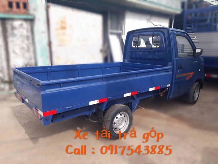 Xe tải DongBen tải trọng 870 kg thùng dài 2m4 2
