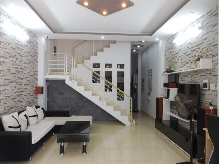 Bán nhà đường Phan Văn Hớn, Hóc Môn, 64m2, 540triệu/căn