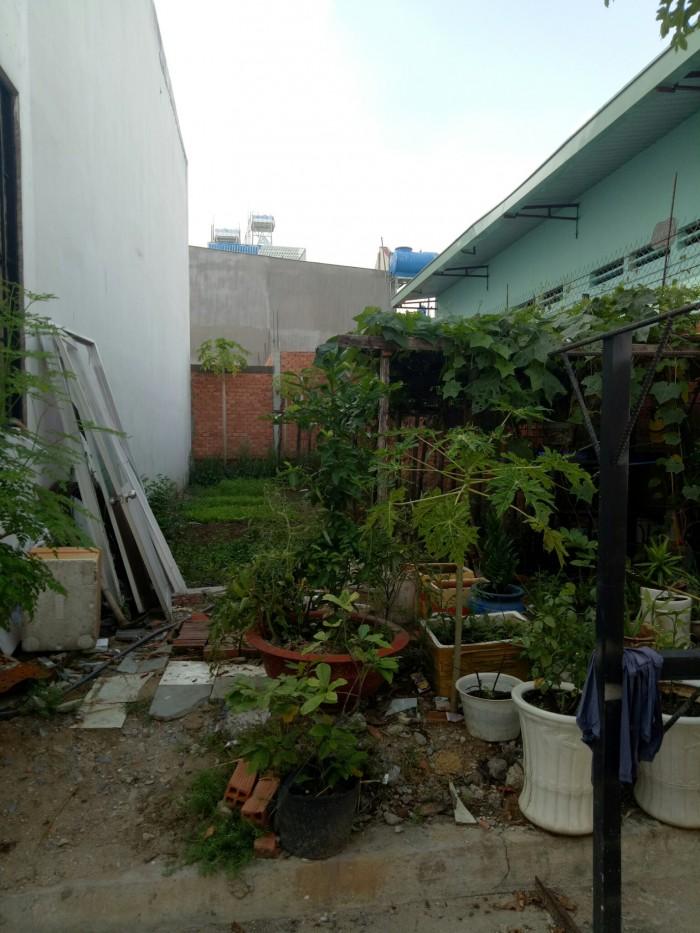 Lô đất nền đường Thạnh Lộc 41, Q12,