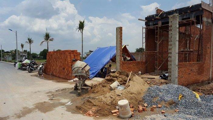 Vietcombank Thu Hồi Vốn, Bán 6lô Đất Và 1 Lô Góc Giá Cực Tốt Ngay Chợ Bình Chánh