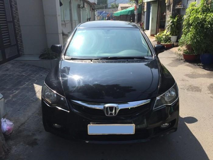 Nhà lên đời cần bán xe Honda Civic 2011 số số tự động