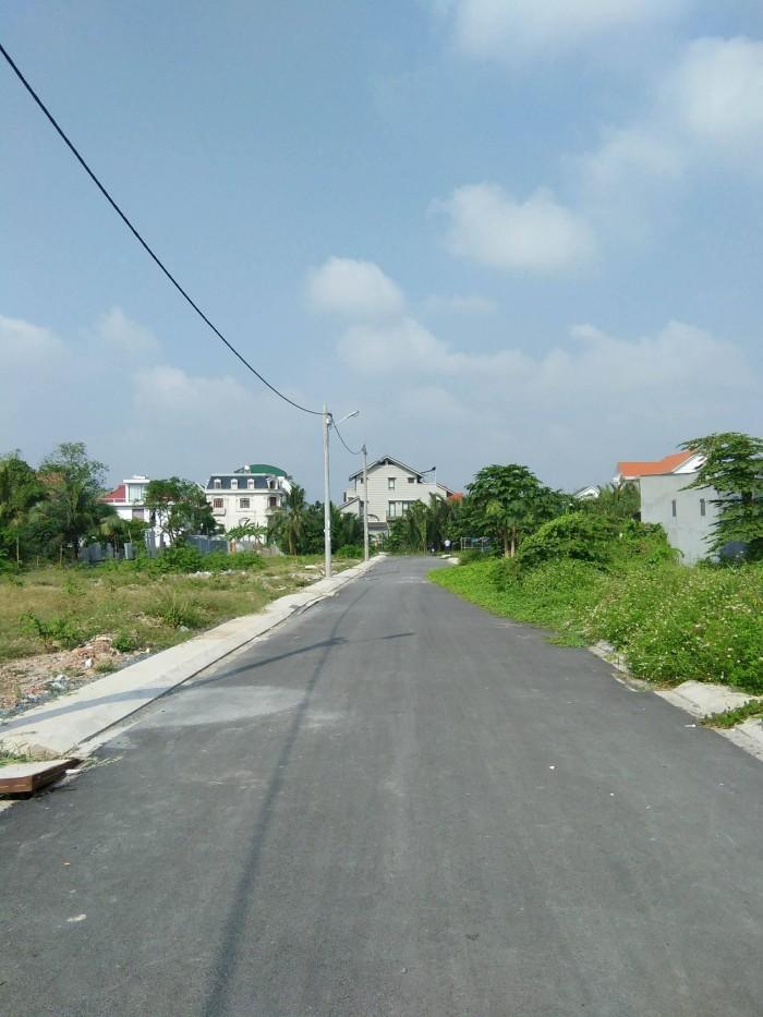 Bán đất thạnh lộc 19 đường 7m shr giá 1,6 tỷ
