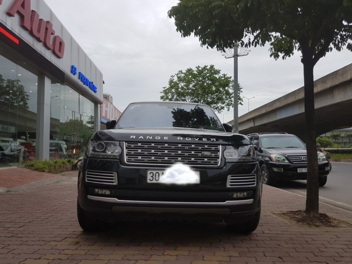 Bán Land Rover Range Rover Autobiography LWB Black Edition Limited sản xuất năm 2014