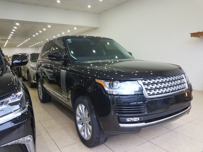 Bán Land Rover Range Rover HSE 3.0 Supercharged sản xuất 2014 0