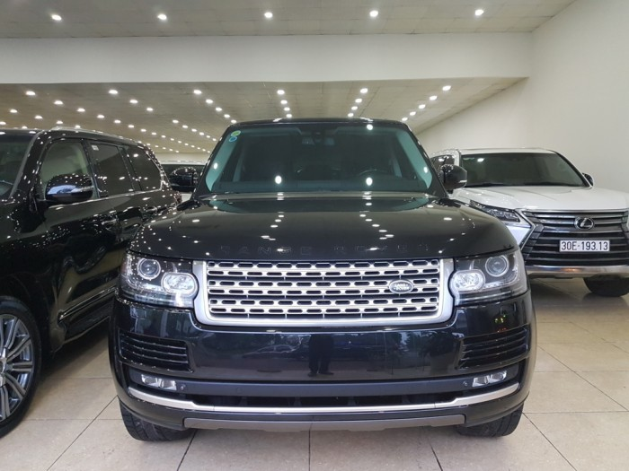 Bán Land Rover Range Rover HSE 3.0 Supercharged sản xuất 2014 1