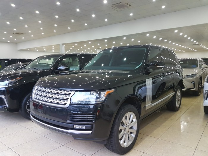 Bán Land Rover Range Rover HSE 3.0 Supercharged sản xuất 2014 2