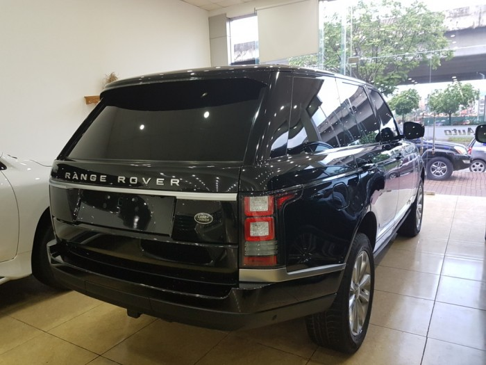 Bán Land Rover Range Rover HSE 3.0 Supercharged sản xuất 2014 9