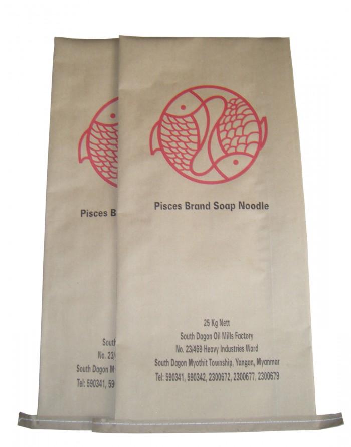 Bao Bì Giấy KRAFT- KP- PP Đựng Hạt Nhựa - Bột Màu - Bột Trét Xi Măng0