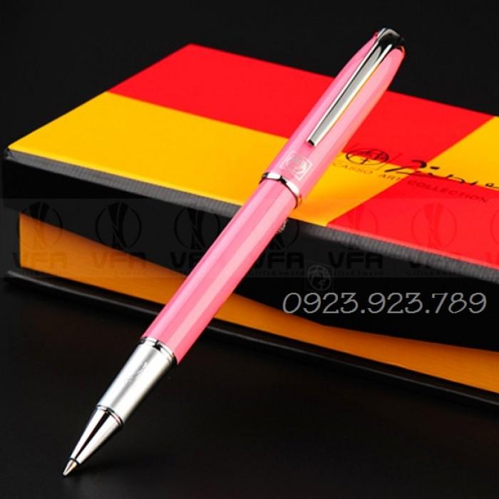 Bán bút ký chính hãng có in logo, bút ký cá sấu, bút ký picasso2