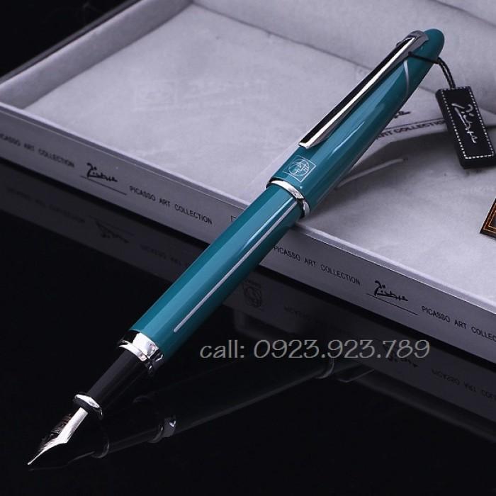 Bán bút ký chính hãng có in logo, bút ký cá sấu, bút ký picasso5