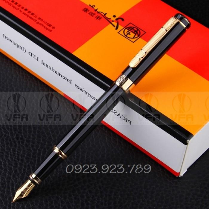 Bán bút ký chính hãng có in logo, bút ký cá sấu, bút ký picasso6