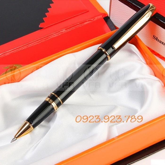 Bán bút ký chính hãng có in logo, bút ký cá sấu, bút ký picasso11