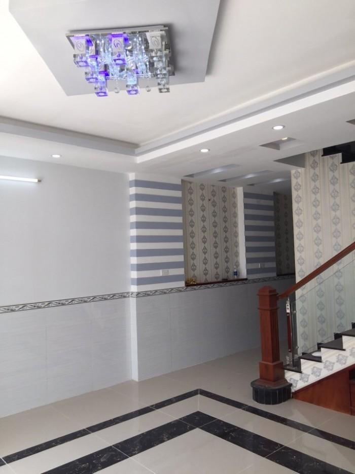 Bán Nhà Hẻm Xe Hơi Nguyễn Văn Quỳ, Q7. Dt 5X20M 1 Trệt 1 Lầu 3 Pn, Xe Hơi Vào Nhà. Giá 3.35 Tỷ