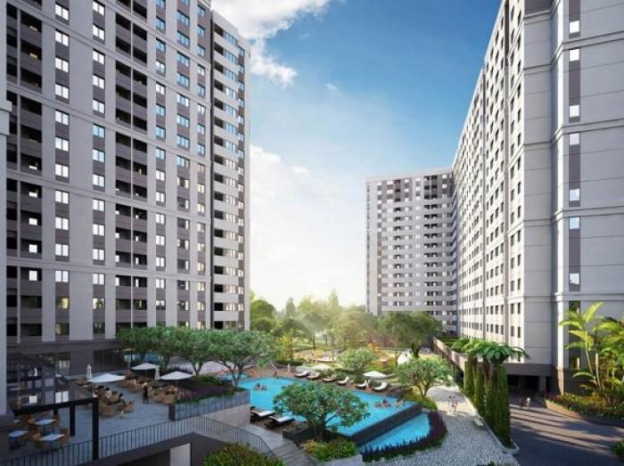 245 triệu 1-2Pn,1-2Tl 50-60-70m2 đỗ xô về City Tower Bình Dương