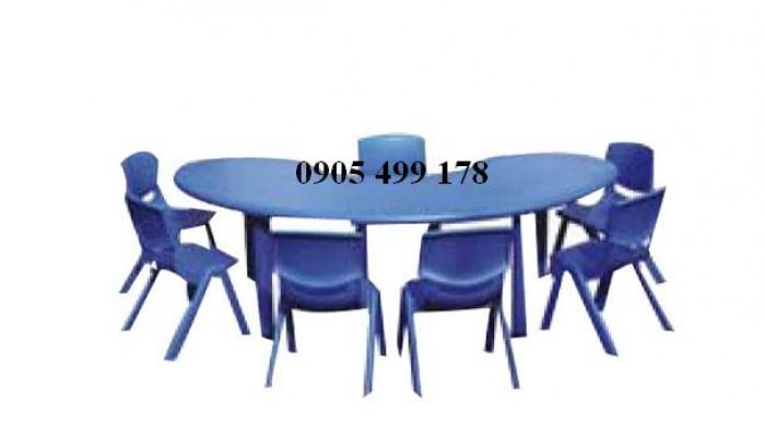 bàn ghế mầm non gia rê chất lượng0
