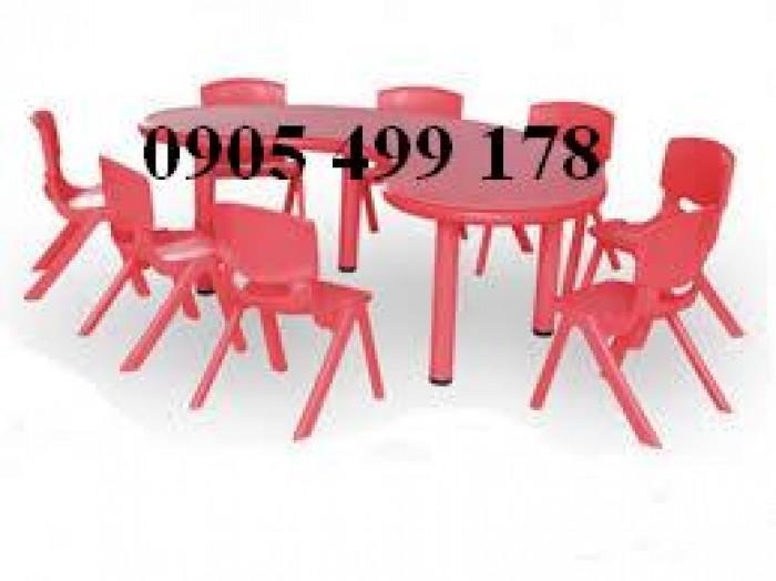 bàn ghế mầm non chất lượng uy tín1