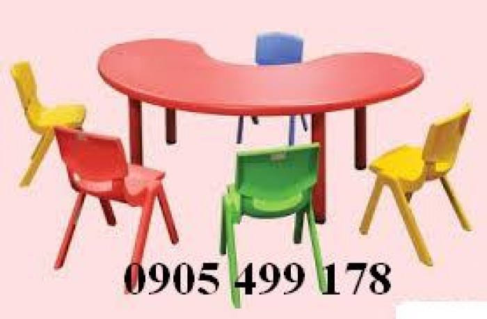 bàn ghế mầm non giá rẻ chất lượng đảm bảo3
