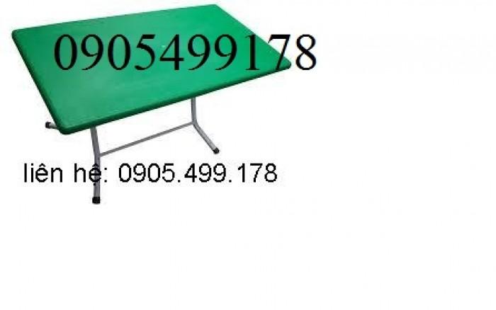 mẫu bàn ghế mầm non giá sỉ 5