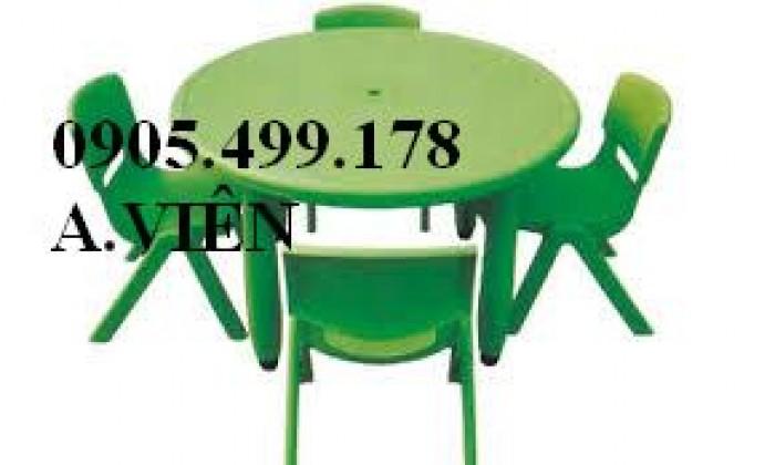 bộ bàn ghế mầm non giá sỉ lẻ10