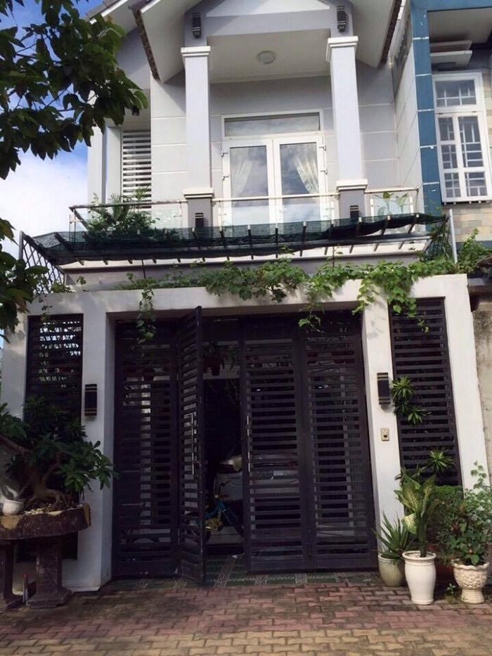 Bán nhà Phú Hòa đối diện tòa nhà Becamex Thủ Dầu Một, giá chính chủ