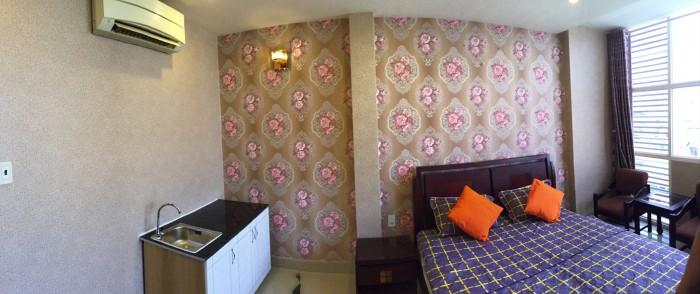 Căn hộ đầy đủ nội thất ngay trung tâm Q3 Điện Biên Phủ- Cao Thắng