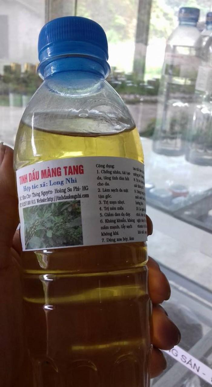 Tinh dầu màng tang 500ml