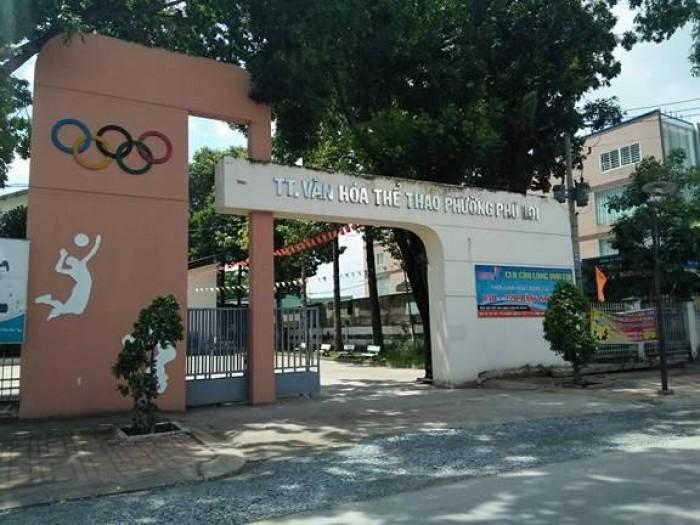 Bán nhà mặt tiền kinh doanh Phú Lợi trả góp không lãi suất