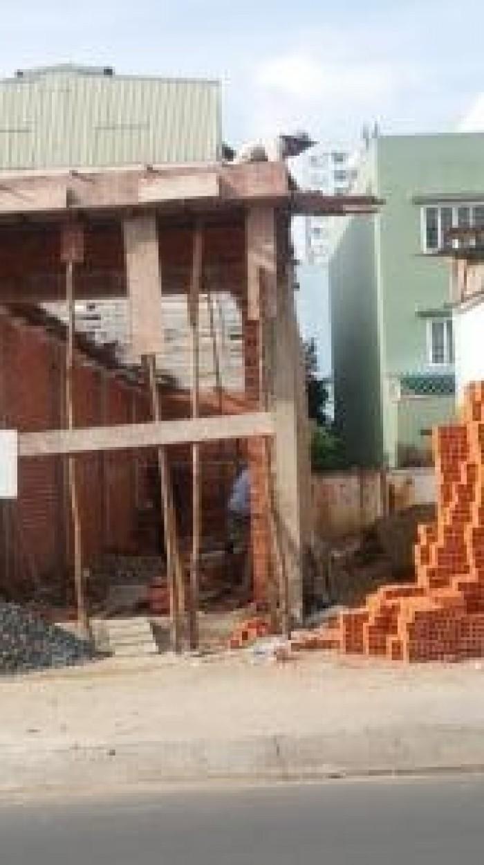 Nhà nhỏ ngay chợ Mỹ Nga phường Bình Trị Đông A Bình Tân