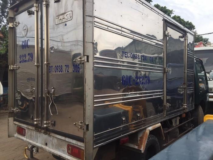 Kia K3000 thùng kín 2012 máy lạnh