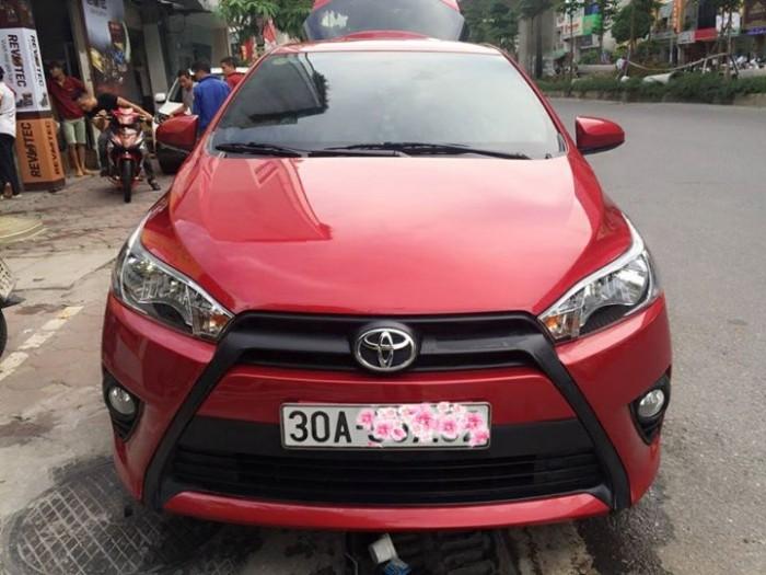 Toyota Yaris E NCP151L - AHPRKU sản xuất 2016 tại Thái Lan 0