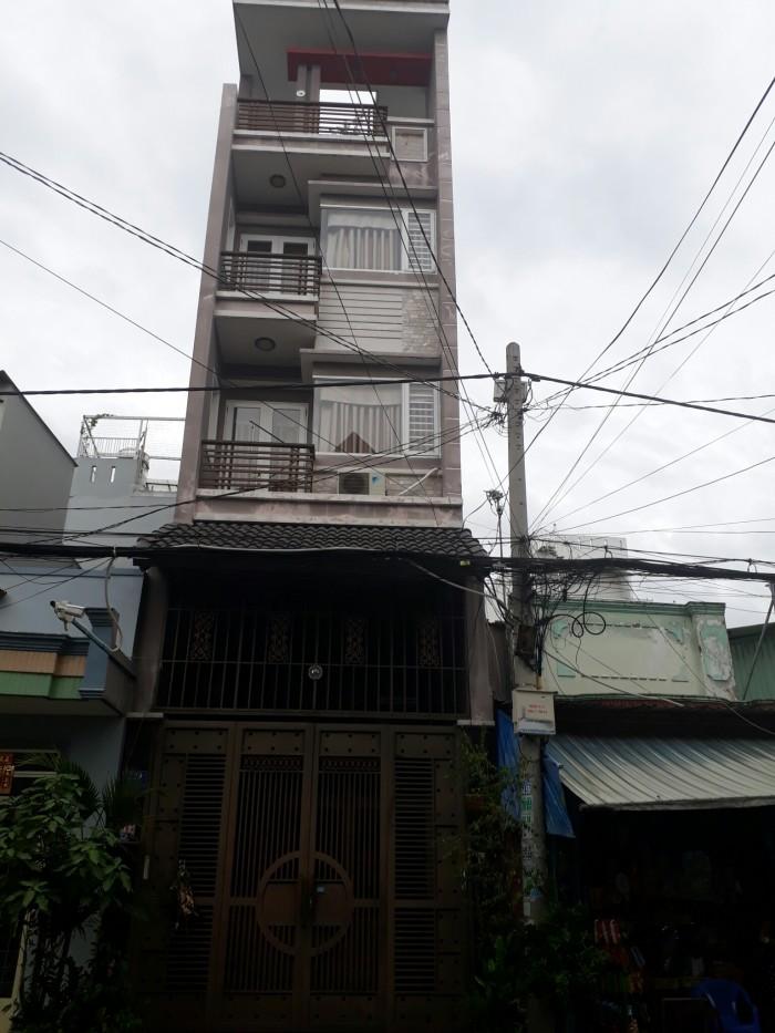 Chính chủ bán nhà MTNB Quach Đình Bảo, dt: 4x16, giá: 5.8 tỷ, P. Phú Thạnh, Q. Tân Phú