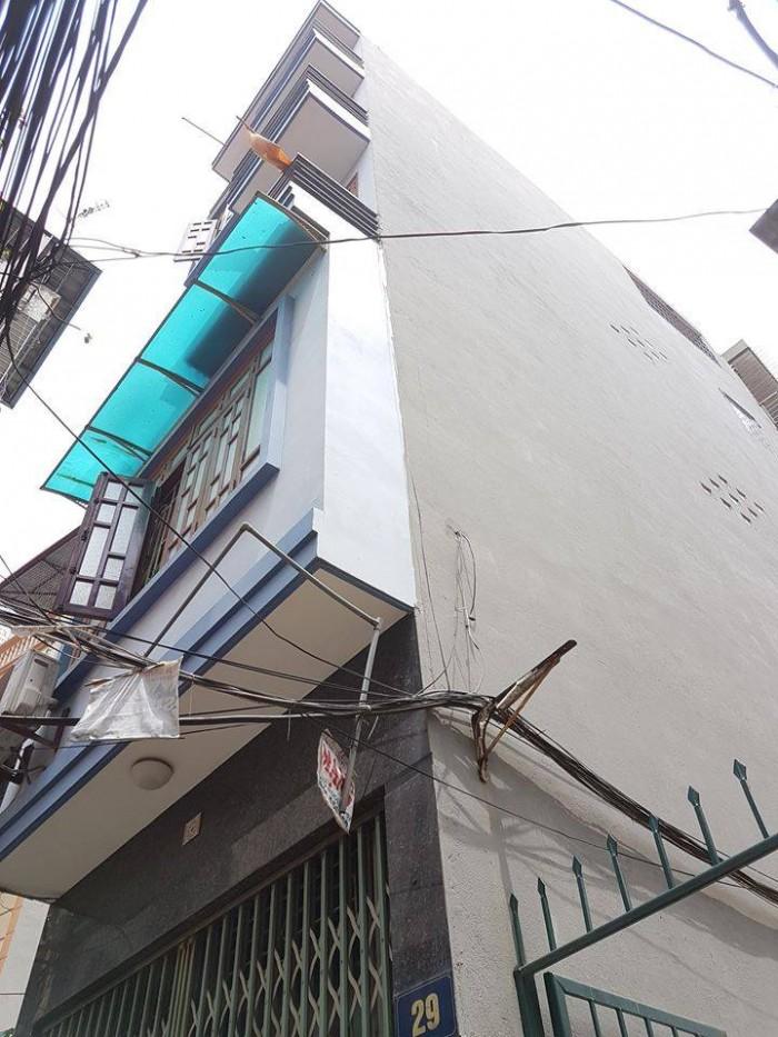 Bán nhà đẹp phố Nguyễn Chí Thanh 40m2 x 5 tầng MT 4m chỉ 3.8 tỷ