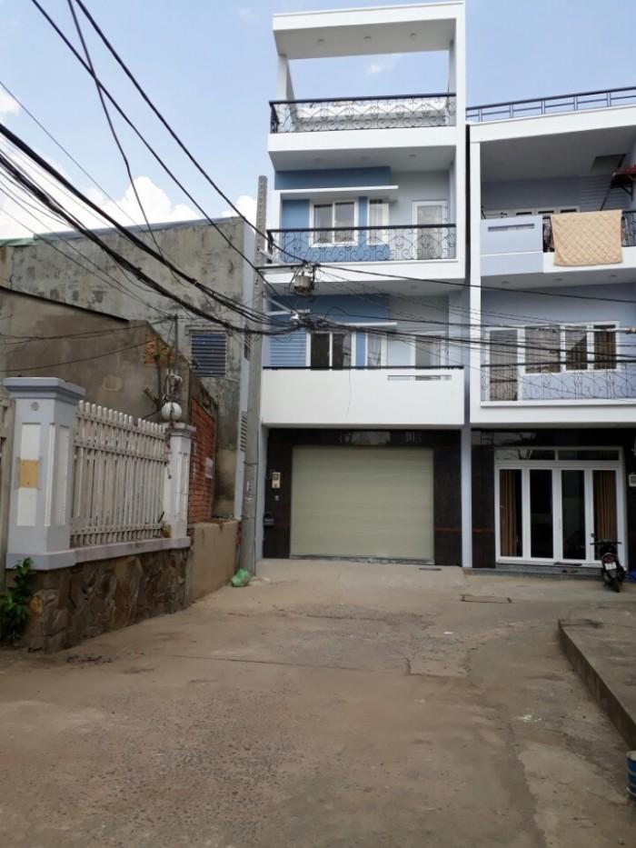 Bán nhà đẹp HXH Phan Đình Phùng, dt: 4x17m, giá: 5.6 tỷ. P. Tân Thành, Q. Tân Phú