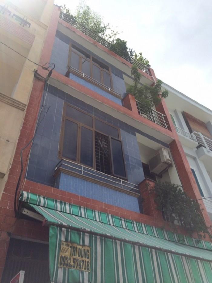 Bán nhà HXH Thiên Phước 4.8x10m 2 lầu Giá 4.65 tỷ