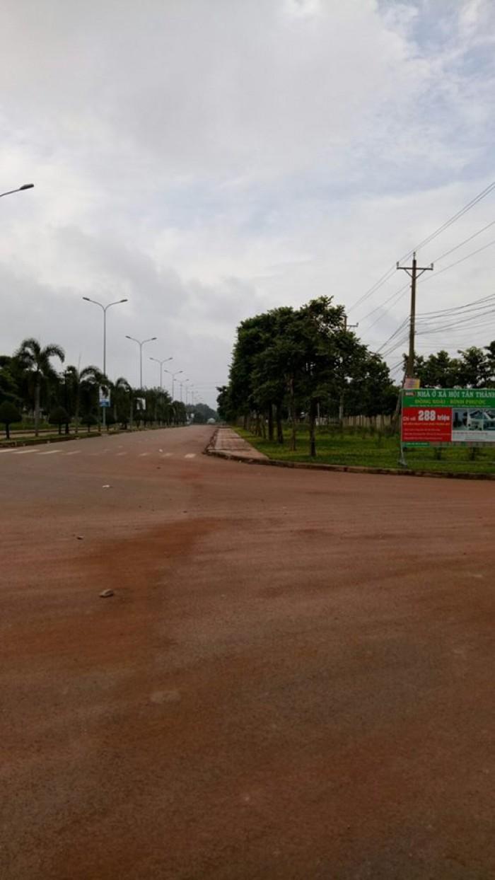 Bán lô đất cách trạm thu phí Tân Lập Đồng Phú 100m 14x70 2t250