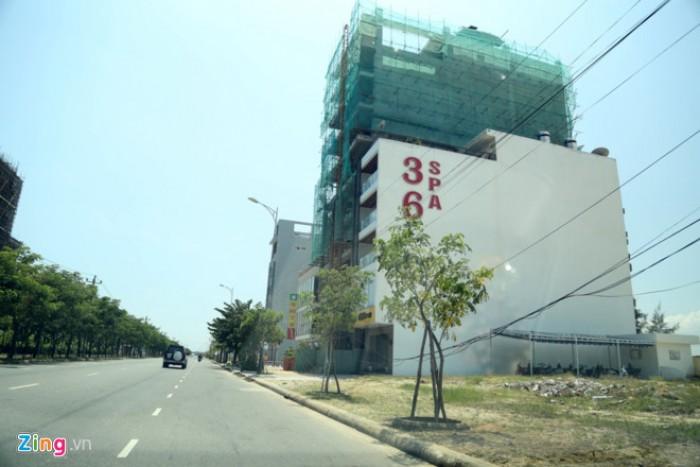 Bán Nhanh Vài Lô Đất Đường Trường Sa Và Đường 27m, Thuận Lợi Xây Dựng Khách Sạn