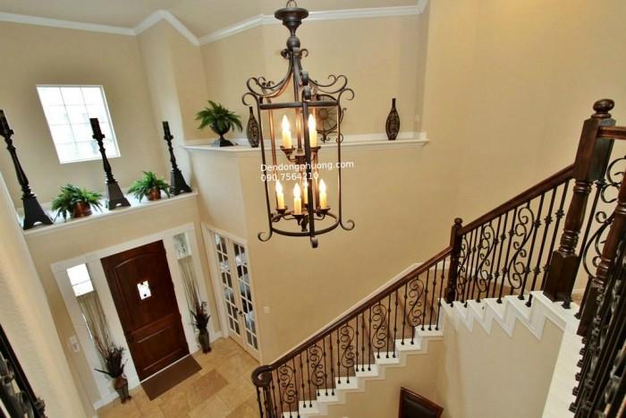 Xưởng chuyên sản xuất về đèn trang trí, đèn chùm các loại theo thiết kế riêng