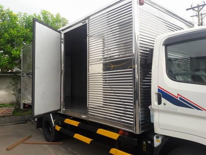 Xe IZ49 Đô Thành 2,4 tấn -  Mua Xe 2,4 tấn IZ49 Vào Thành Phố