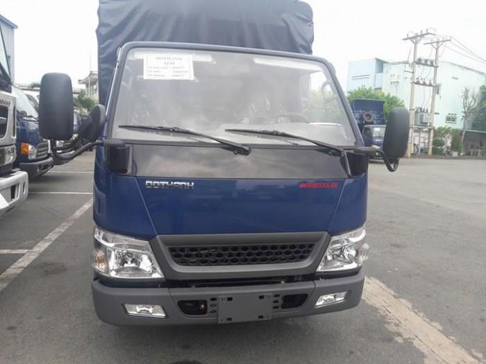 Xe Hyundai IZ49 2T4 Công Nghệ Nhật - Xe 2T4 IZ49 Máy Isuzu, trả trước 80 triệu, giao xe ngay. 2