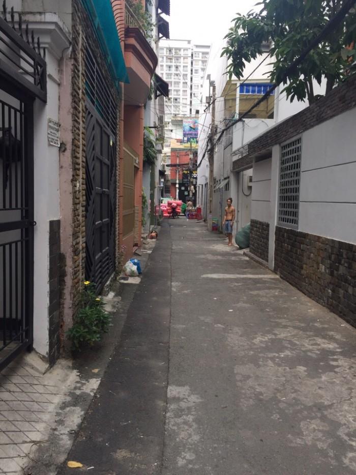 Bán nhà Hẻm đẹp Nguyễn Hồng Đào, P.14, Q.Tân Bình, 64m2 giá 5 tỷ